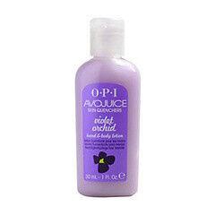 Уход за телом OPI Лосьон для рук и тела Avojuice Violet Orchid, 30 мл