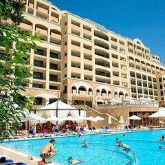 Туристическое агентство VIP TOURS Пляжный aвиатур в Бoлгарию, Несебр, Sol Nessebar Palace 5*