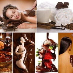Магазин подарочных сертификатов Марсель Подарочный сертификат «Шоколадное настроение» на шоколадное SPA обертывание