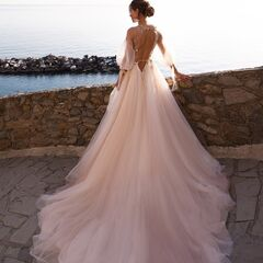 Свадебный салон Ange Etoiles Платье свадебное Ali Damore Lola