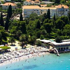 Туристическое агентство Тайм Вояж Пляжный авиатур в Хорватию, Дубровник, Komodor Hotel 3*