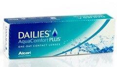 Линзы Alcon Контактные линзы Dailies Aqua Comfort Plus