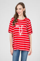 Кофта, блузка, футболка женская Trussardi Футболка женская 56T00234-1T003936