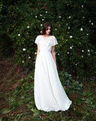 Свадебный салон UNONA Свадебное платье «Eveline» из коллекции MALACHITE