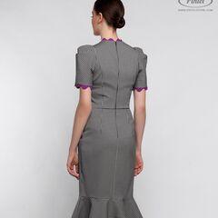 Платье женское Pintel™ Приталенное миди-платье Gaga