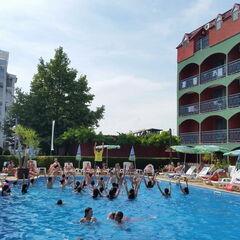 Туристическое агентство Боншанс Молодёжный тур в Болгарию, Солнечный Берег, международный центр «Bonstyle»