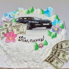 Торт Tortiki.by Праздничный торт №5