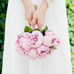 Магазин цветов Lia Свадебный букет «Яркие краски»