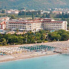Туристическое агентство Отдых и Туризм Пляжный aвиатур в Турцию,L`OCEANICA BEACH RESORT HOTEL 5