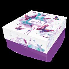 Подарок tianDe Коробка подарочная «Бабочки»
