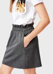 Юбка женская O'stin Неопреновая юбка LT5T47-98