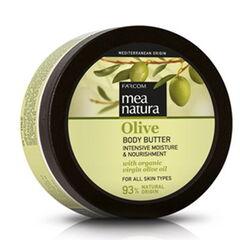 Уход за телом Farcom Увлажняющее и питательное масло для тела Mea natura Olive 250ml