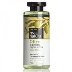 Уход за телом Farcom Гель для душа с оливковым маслом Mea natura Olive 300ml