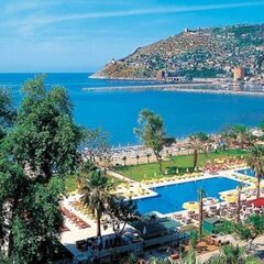 Туристическое агентство Слетать.ру Минск Пляжный aвиатур в Турцию, Aura Resort Hotel 4*