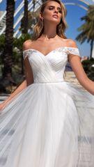 Свадебное платье напрокат А-силуэт Vanilla room Платье свадебное Ненси