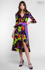 Платье женское Pintel™ Приталенное платье FLORE