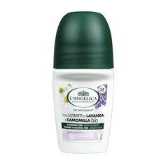 Уход за телом L'Angelica Дезодорант шариковый с экстрактами лаванды и ромашки DEO 50 ml