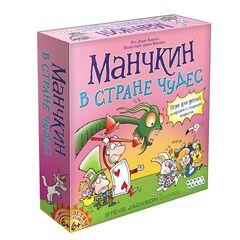 Магазин настольных игр Hobby World Настольная игра «Манчкин в Стране чудес»