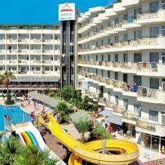 Туристическое агентство География Пляжный авиатур в Турцию, Аланья, Asrin Beach 4