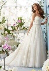 Свадебный салон Mori Lee Платье свадебное 5414