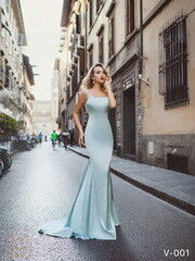 Вечернее платье Vanilla room Вечернее платье V-001