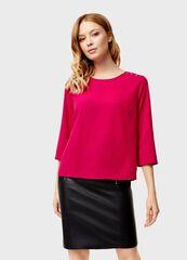 Кофта, блузка, футболка женская O'stin Блузка женская с декoративными пуговицами LS4U11-X5