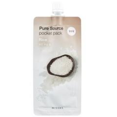 Уход за лицом Missha Пилинг-маска с рисовым экстрактом Pure Source