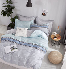 Подарок Tango Сатиновое постельное белье евро TPIG6-763