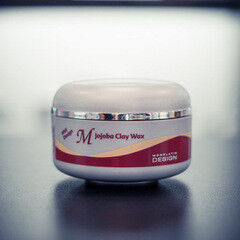 Уход за волосами Mon Platin Глиняный вакс Жожоба с матовым эффектом, 150 мл