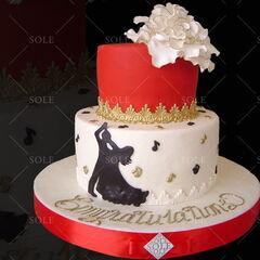 Торт Sole Праздничный торт №16