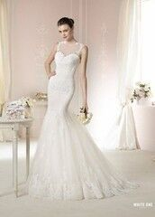Свадебное платье напрокат White One (Pronovias) Платье свадебное «Daimi»