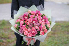 Магазин цветов Cvetok.by Букет «Малиновка»