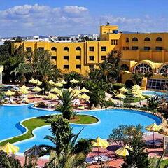 Туристическое агентство География Пляжный авиатур в Тунис, Вилайет Набуль, Chich Khan 4*