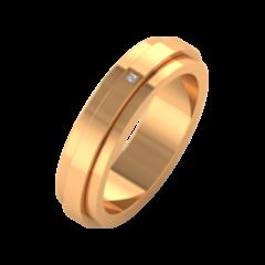Ювелирный салон ZORKA Обручальное кольцо 1D5064/1