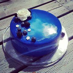 Торт DOLCE Муссовый торт «Межзвёздная фата»