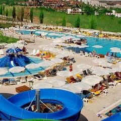 Туристическое агентство EcoTravel Пляжный авиатур в Турцию, Аланья, Hedef Beach Resort Hotel & Spa 5*