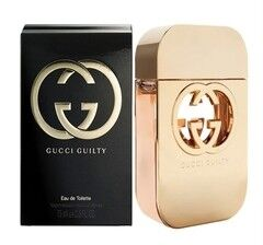Парфюмерия Gucci Туалетная вода Guilty, 75 мл