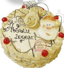Торт Tortiki.by Торт «Во сне и наяву» 2 кг арт. П-2-1-7
