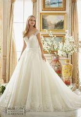 Свадебное платье напрокат Mori Lee Свадебное платье 2889