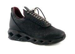 Обувь женская A.S.98 Кроссовки женские 763111 черные