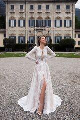 Свадебное платье напрокат А-силуэт Daria Karlozi Свадебное платье Alvina