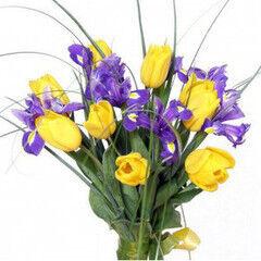 Магазин цветов Фурор Букет «Палитра весны»