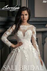 Свадебный салон Sali Bridal Свадебное платье 825