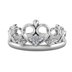 Ювелирный салон ZORKA Кольцо серебряное 0210003