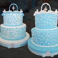Торт Sole Праздничный торт №41
