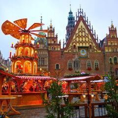 Туристическое агентство Боншанс Автобусный тур «Рождественская ярмарка во Вроцлаве»