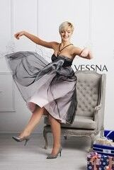 Вечернее платье Vessna Коктейльное платье арт.1201 из коллекции VESSNA Party