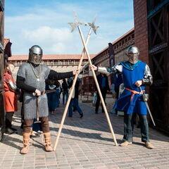 Организация экскурсии Боншанс Экскурсионная программа «Рыцарские бои в Лидском замке»