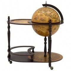 Подарок Дом Декор Бар «Глобус» 55452, 94х51х80 см