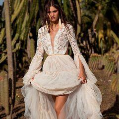 Свадебный салон Rara Avis Платье свадебное Wild Soul Hori